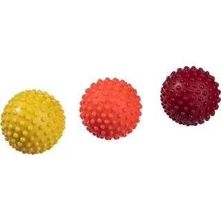 ALEX Noppenball gelb-orange-rot