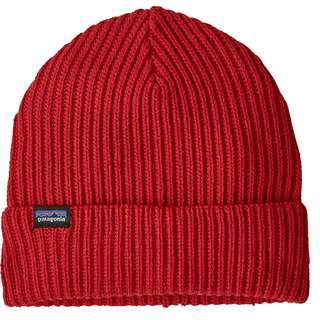 Patagonia Fisherman´s Rolled Beanie hot ember