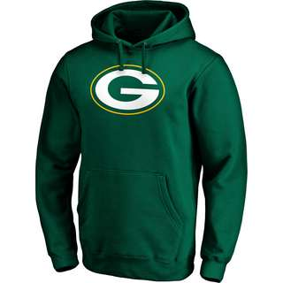 Fanatics Green Bay Packers Hoodie Herren dark green