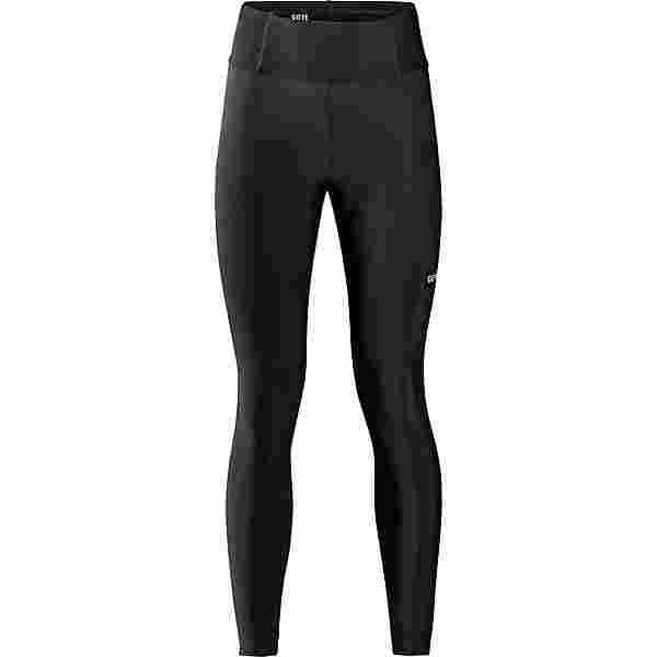 GORE® WEAR Progress Thermo Fahrradtights Damen black