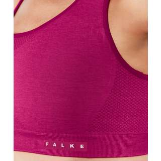 Falke Madison Low Support BH Damen berry (8284)
