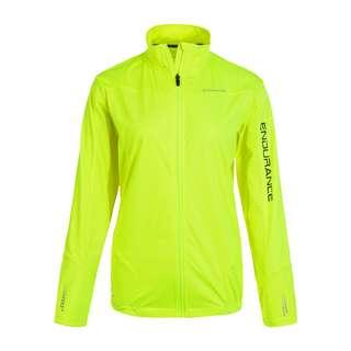 Endurance ZIVA W Membrane Bike L/S Jacket Fahrradjacke Damen 5001 Safety Yellow