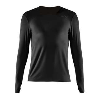 CEP Shirt langarm Running Laufshirt Herren schwarz