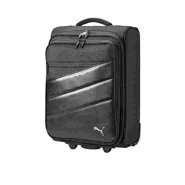 PUMA Team Trolley Bag Koffer Sporttasche schwarz
