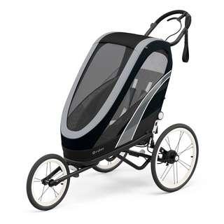 Cybex Zeno One Box Sport-Kinderwagen all black
