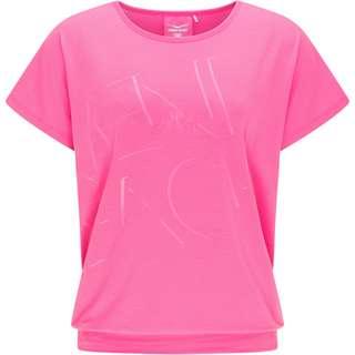 VENICE BEACH Funktionsshirt Damen fluo pink