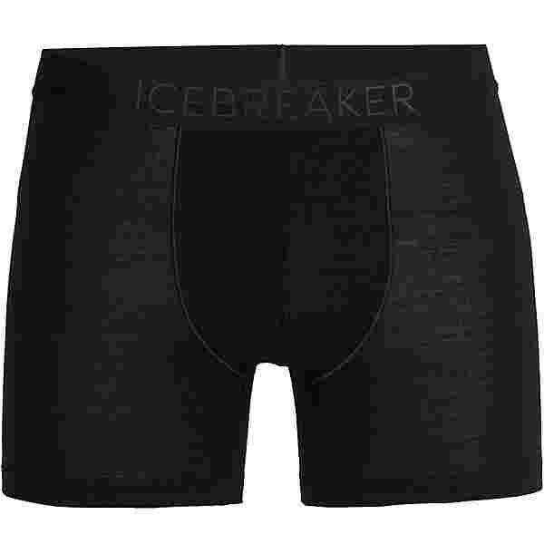 Icebreaker Merino Cool-Lite Anatomica Boxer Herren black