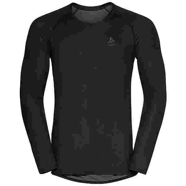 Odlo Active F-Dry Light Eco Funktionsshirt Herren black