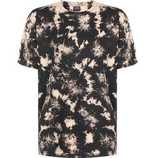 Urban Classics Oversized Bleach T-Shirt Herren schwarz