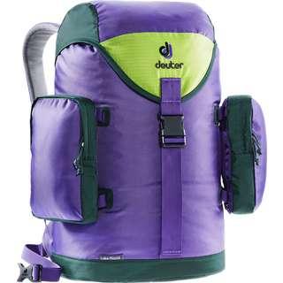 Deuter Rucksack Lake Placid Daypack violet-citrus