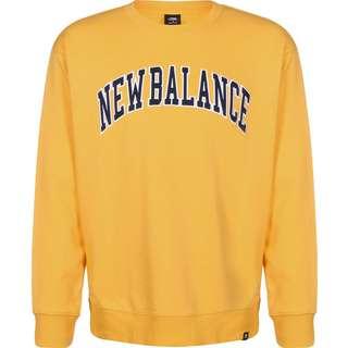 NEW BALANCE MT03509 Sweatshirt Herren gelb