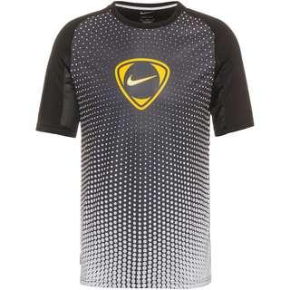 Nike Joga Bonito Funktionsshirt Herren black-white-white