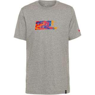 Nike RB Leipzig T-Shirt Herren dk grey heather