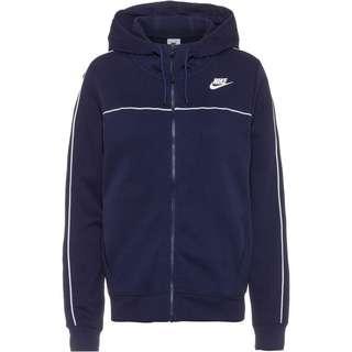Nike Millennium Sweatjacke Damen midnight navy-white