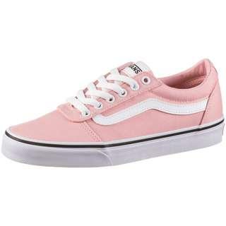 Vans Ward Sneaker Damen powder pink-white