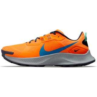 Nike Pegasus Trail 3 Laufschuhe Herren total orange-signal blue-wolf grey