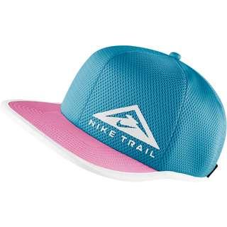 Nike Cap Herren turquoise blue-pink glow