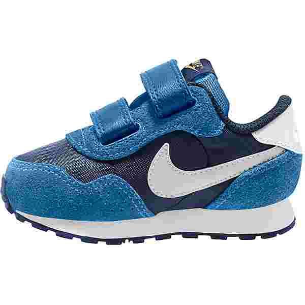Nike MD VALIANT Sneaker Kinder midnight navy-white-imperial blue