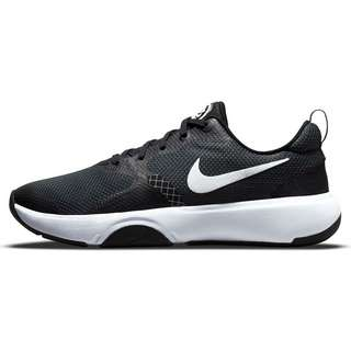 Nike City Rep TR Fitnessschuhe Damen black-white-dk smoke grey