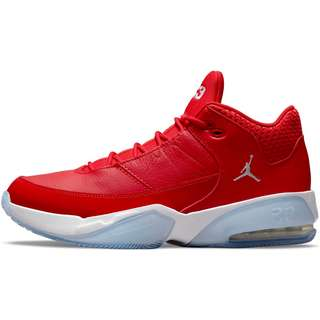 Nike Jordan Max Aura 3 Basketballschuhe Herren university red-white