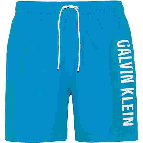 Calvin Klein Badeshorts Herren candy blue