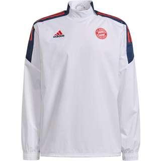 adidas FC Bayern Funktionsshirt Herren white
