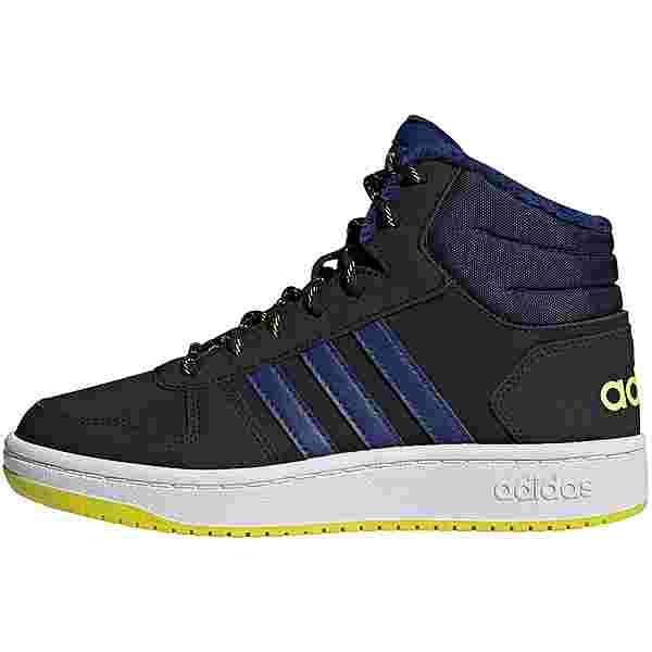adidas HOOPS MID 2.0 Sneaker Kinder coreblack