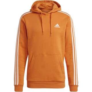 adidas 3-STRIPES  SPORT ESSENTIALS Hoodie Herren focus orange-white