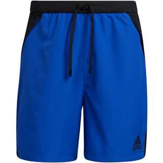 adidas DESIGNED4TRAINING AEROREADY Funktionsshorts Herren bold blue
