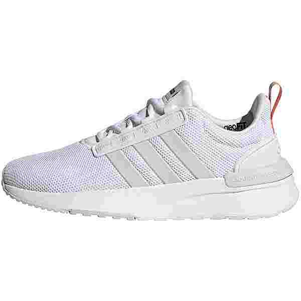 adidas Racer TR21 Sneaker Damen ftwr white-crystal white-halo blue