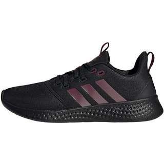 adidas Puremotion Sneaker Damen core black-victory crimson-ftwr white