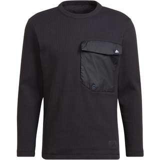 adidas Sport Territory Primegreen Sweatshirt Herren black