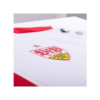 JAKO VfB Stuttgart Einlaufjacke 2021/2022 Trainingsjacke weissrot