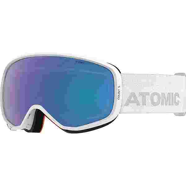 ATOMIC COUNT S PHOTO Skibrille white