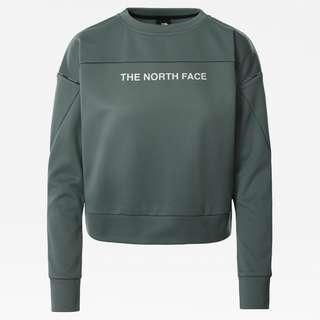 The North Face Sweatshirt Damen balsam green