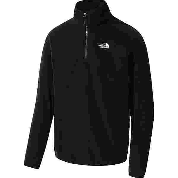 The North Face 100 GLACIER Fleeceshirt Herren tnf black