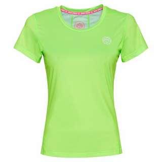 BIDI BADU Calla Tech Roundneck Tee Tennisshirt Kinder neongrün