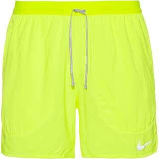 Nike Flex Stride Funktionsshorts Herren volt-reflective silv