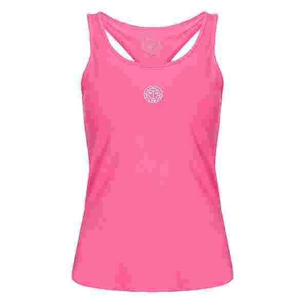 BIDI BADU Mea Tech Tank Tennisshirt Damen pink