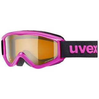 Uvex speedy pro Skibrille Kinder pink
