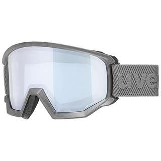 Uvex athletic FM Skibrille rhino mat