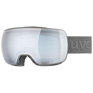 Uvex compact FM Skibrille rhino mat