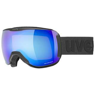 Uvex downhill 2100 CV Skibrille black mat