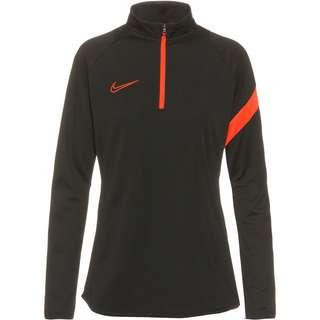Nike Academy Pro Funktionsshirt Damen black-black-bright crimson-bright crimson