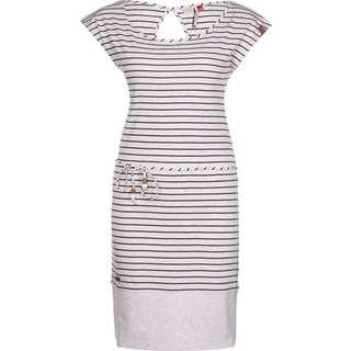 Ragwear Soho Stripes Kleid Damen white