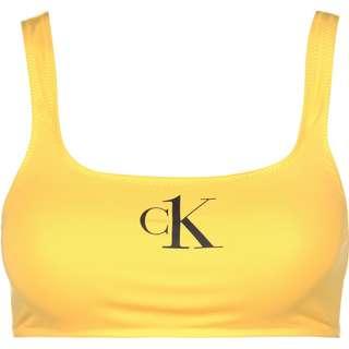 Calvin Klein Sportswear Bikini Oberteil Damen gelb