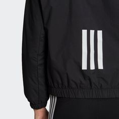 adidas Back to Sport Light Insulated Jacke Funktionsjacke Damen Schwarz