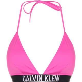 Calvin Klein Triangle Bikini Oberteil Damen pink