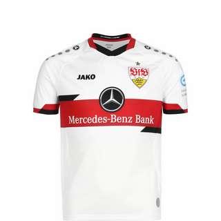 JAKO VfB Stuttgart 21-22 Heim Trikot Kinder weiß