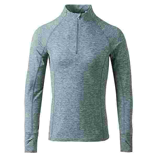 Endurance CANNA V2 PERFORMANCE Langarmshirt Damen 3102 Blue Haze